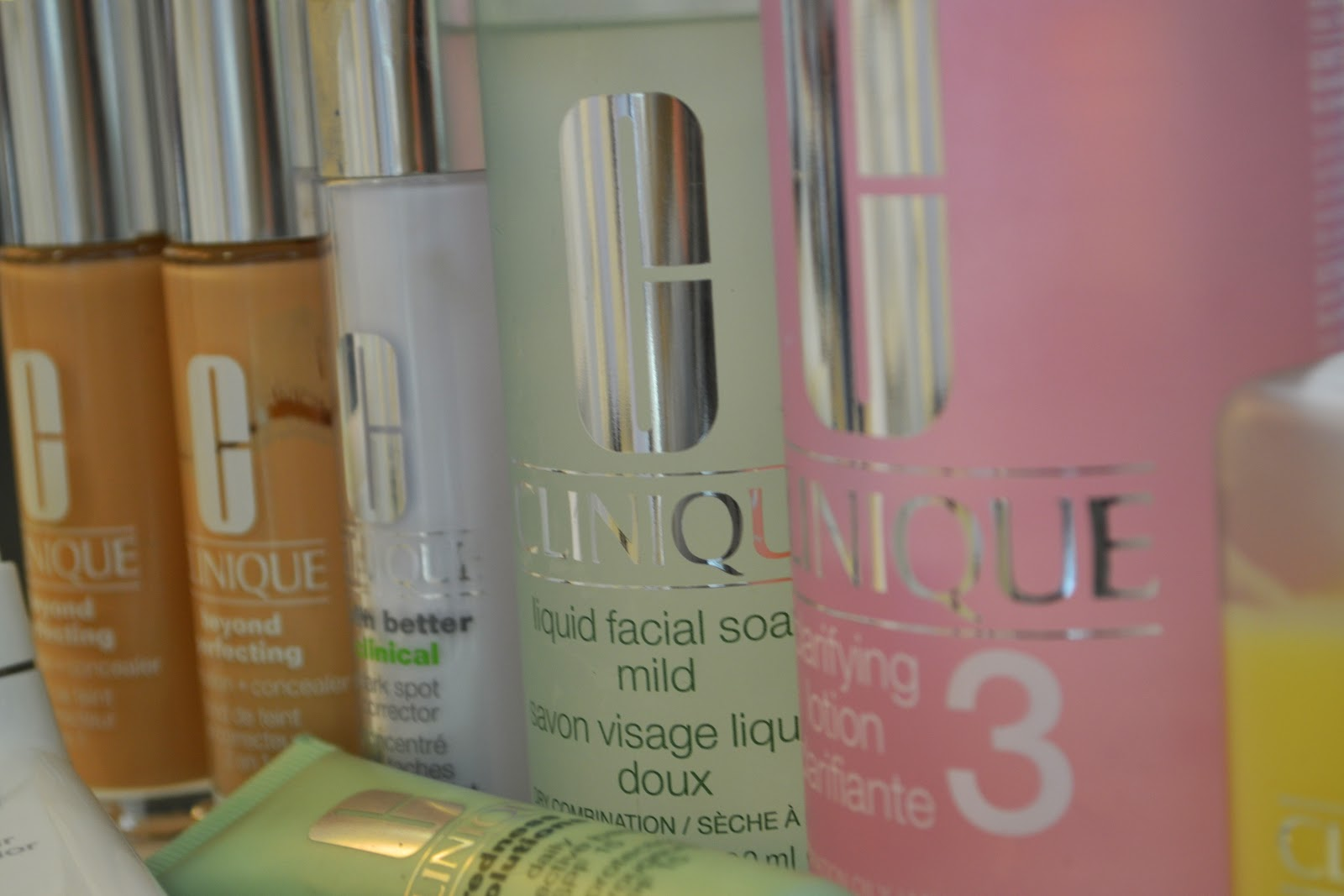 Perfecting Clinique