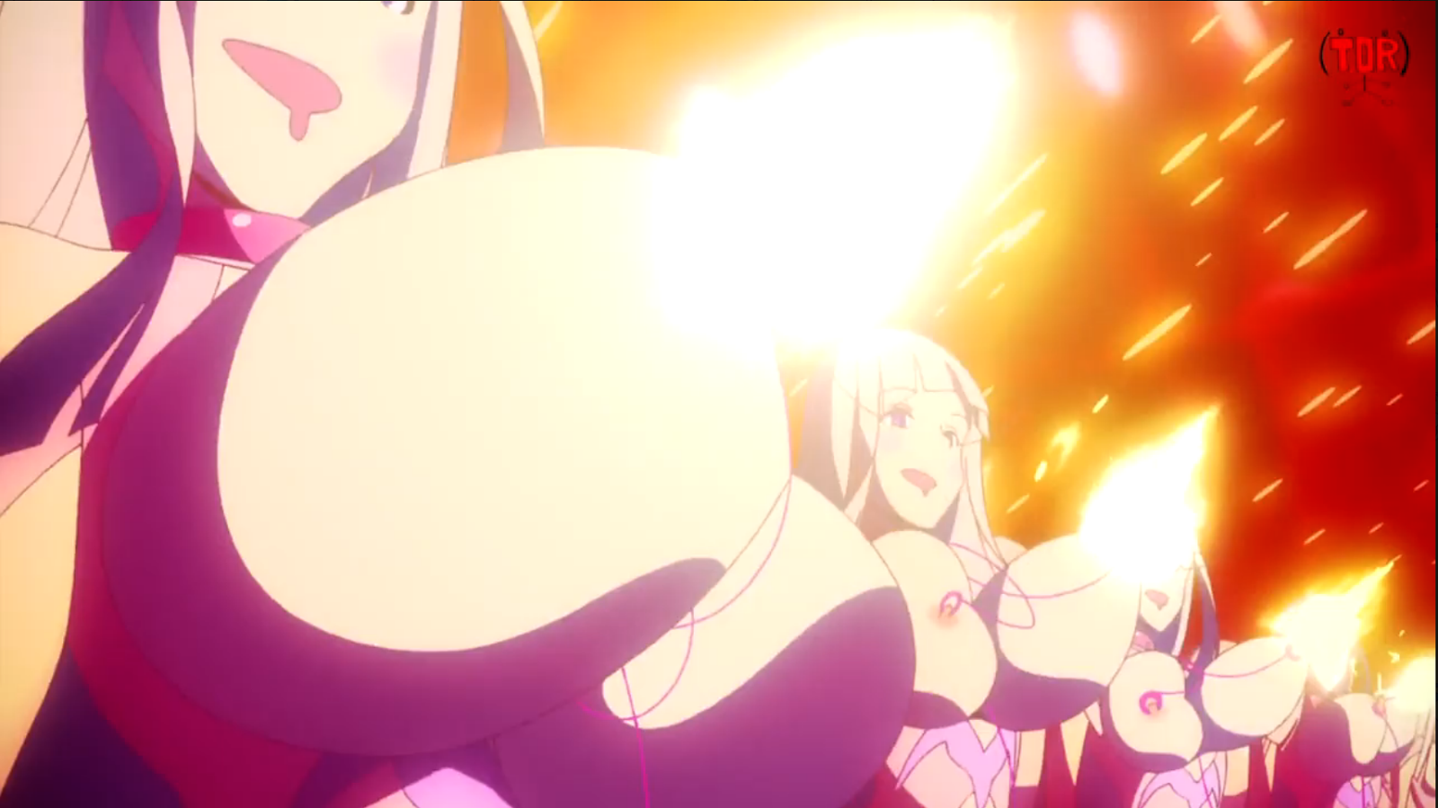 hot anime breast expansion