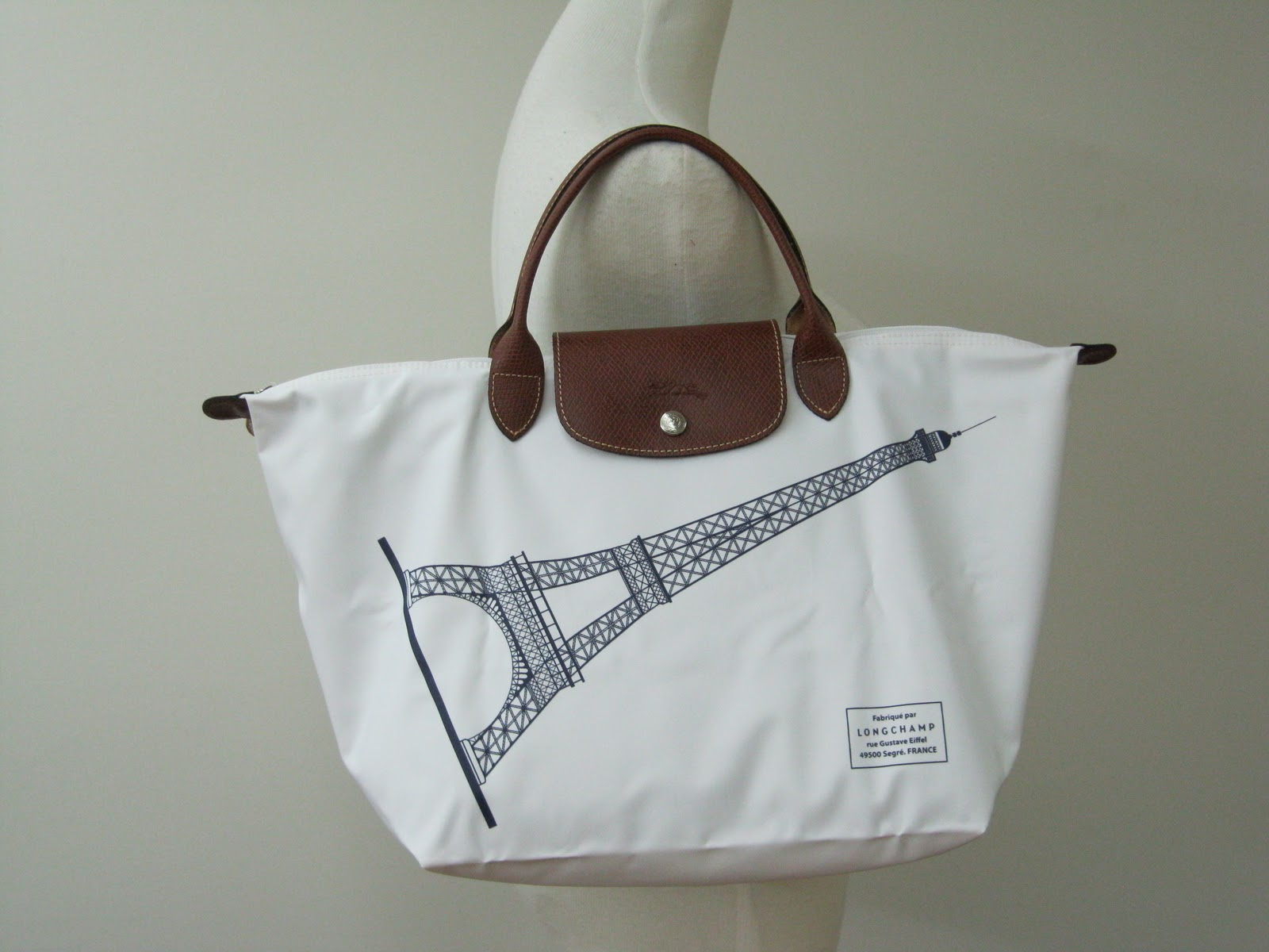 New Arrival Genuine Long Champ Bags