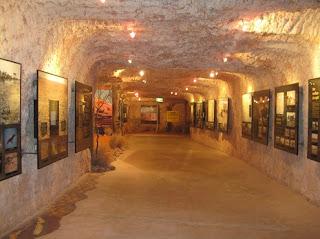 Coober Pedy - Bangunan bawah tanah paling indah