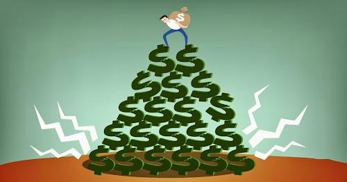 Pirâmide Financeira - Veja o Que é e Como Identifica-las