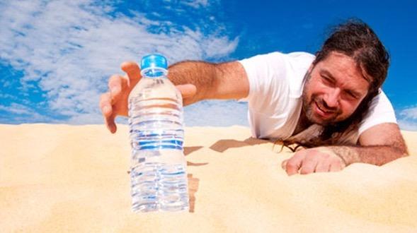 Petanda Anda Perlu Minum Air Kosong