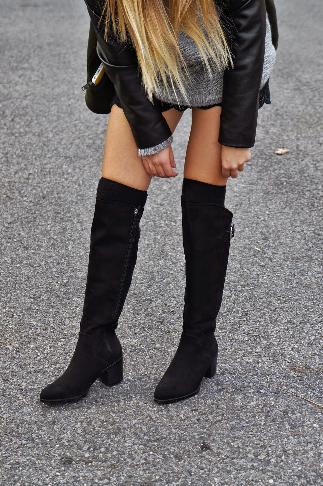Shenaniganska: How to make your boots look longer