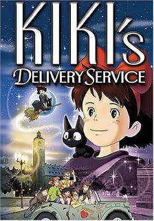 Cô Bé Phù Thuỷ Kiki - Kiki's Delivery Service