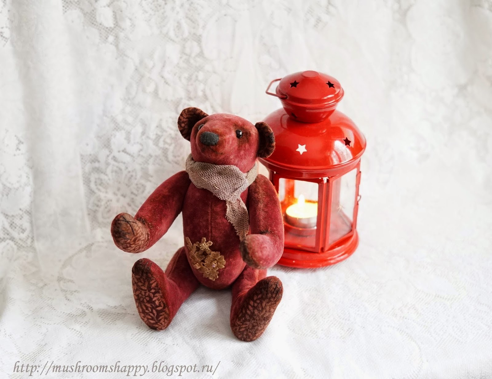 Гораций teddybear