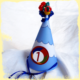 custom birthday party hat