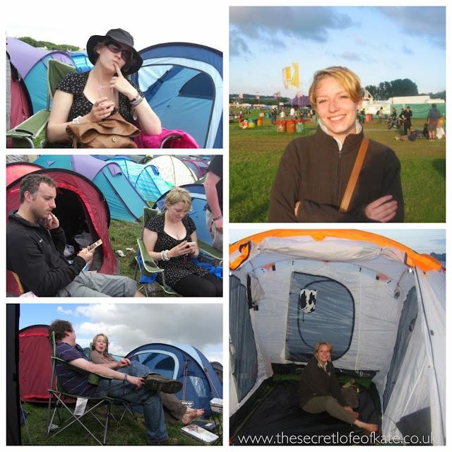 Glastonbury festival pictures