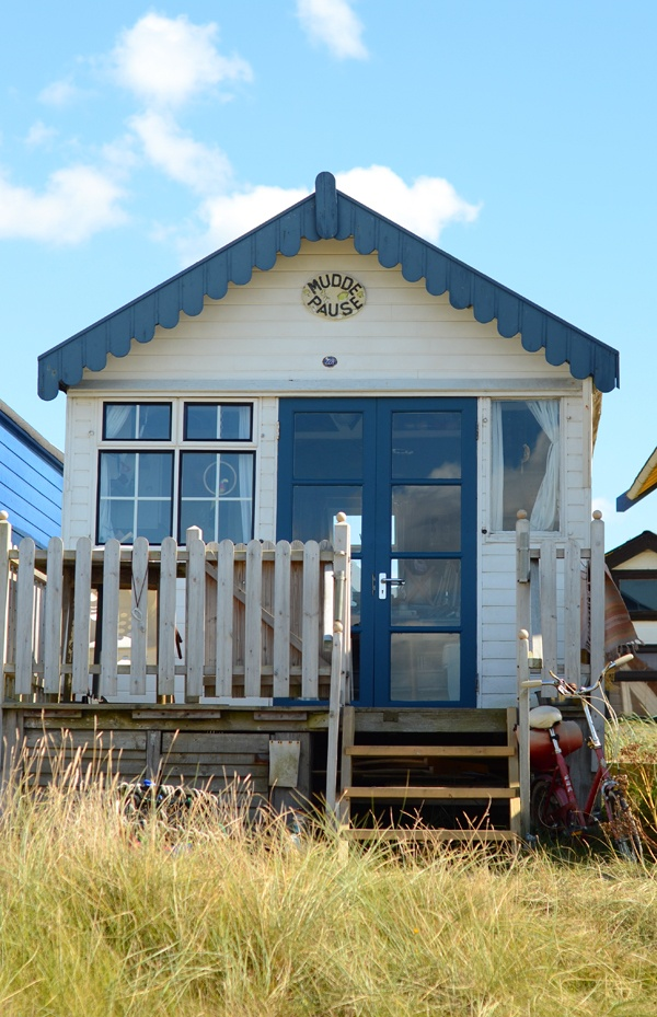 Beachcomber Beach Hut Cuties