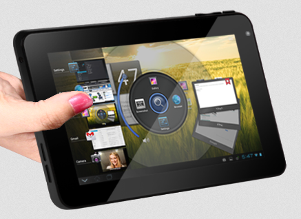 Tablet Advan Seri T