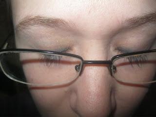 mineral eyeshadow