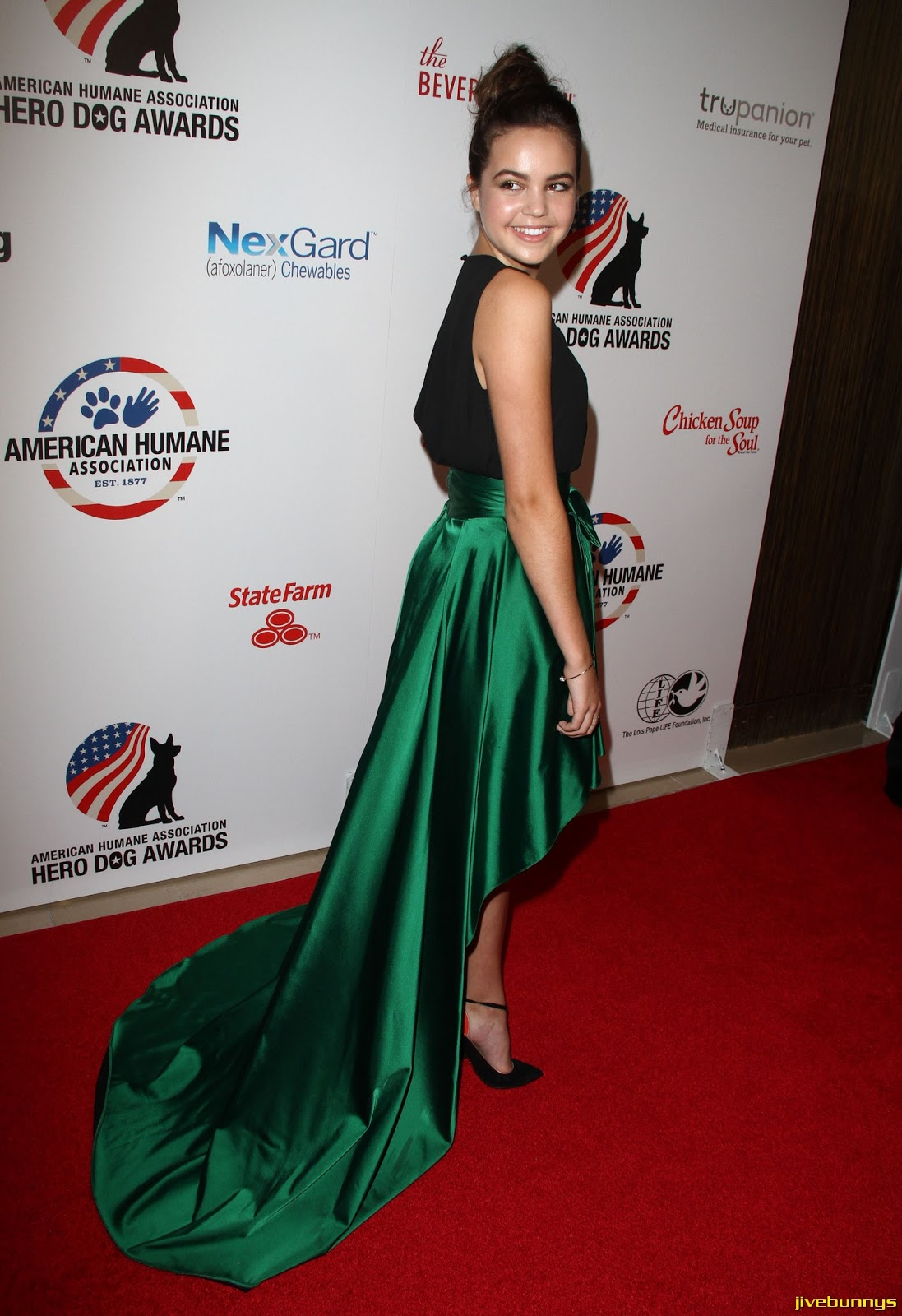 Bailee Madison - 4th annual Hero Dog Awards in Beverly Hills 09/27/14