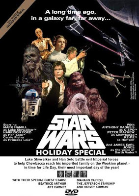The Star Wars Holiday Special / Return of he Ewok / R2-D2: Beneath the Dome