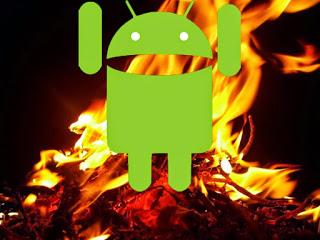 Cara Mengetahui dan Sebab Hape Android Cepat Kepanasan