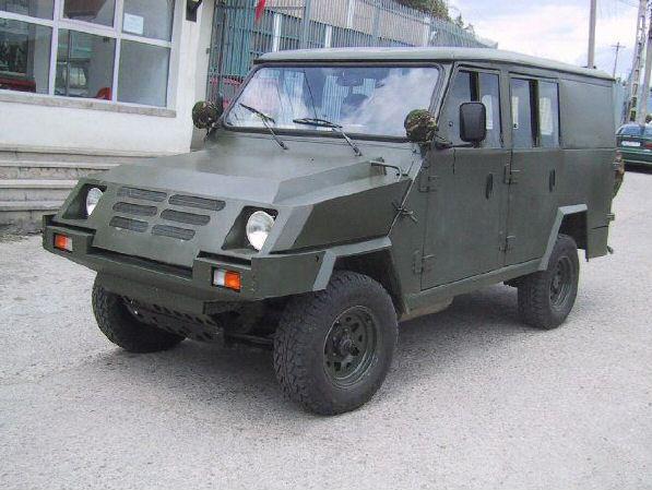 Romanian ARO Dragon model