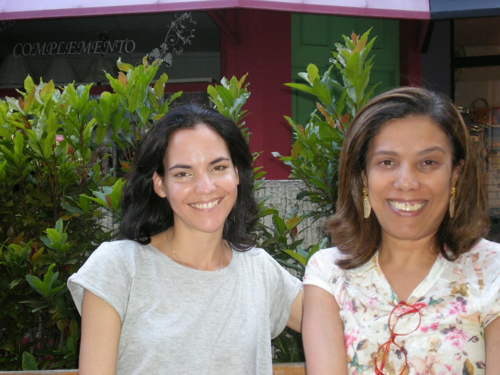 Mariana Romano e Patricia Vignoli