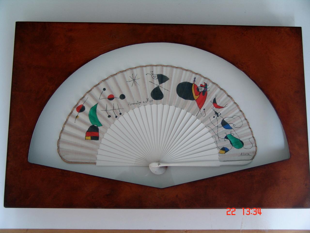 Pintores decoradores 961506300 abaniquera acero corten - Pintores y decoradores ...
