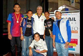 CAMPEONES TORNEO NACIONAL SAMBIL CARACAS