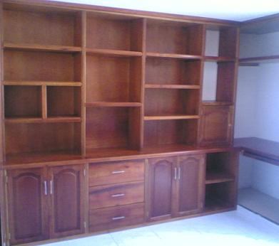 Muebles domoticos como hacer un armario proceso y - Mueble para herramientas ...