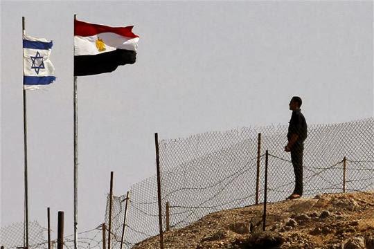 Mesir tangkap 17 mata-mata Mossad, Israel