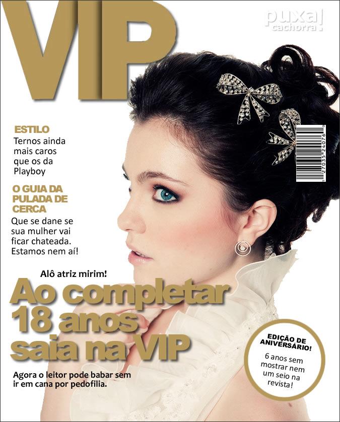 Revistas com capas realistas Vip_sincera