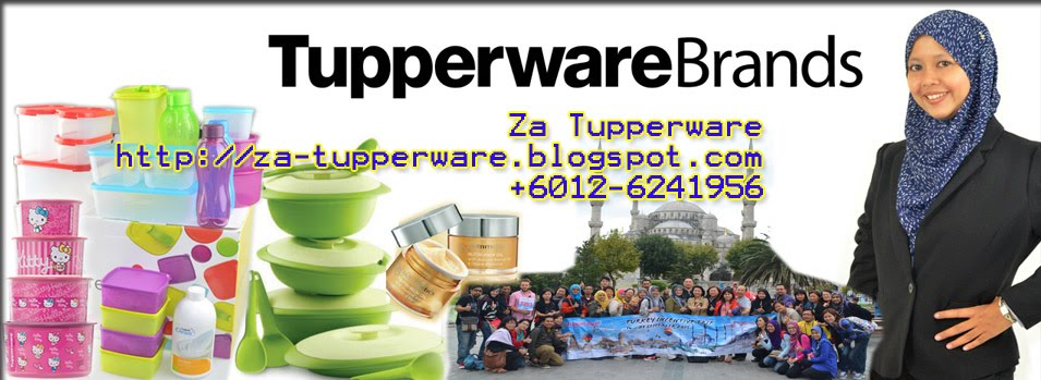 Za Tupperware Brands Malaysia