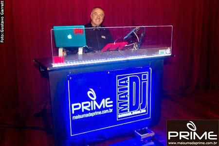 Setup  Prime - Teatro Positivo - Abertura de Shows II -