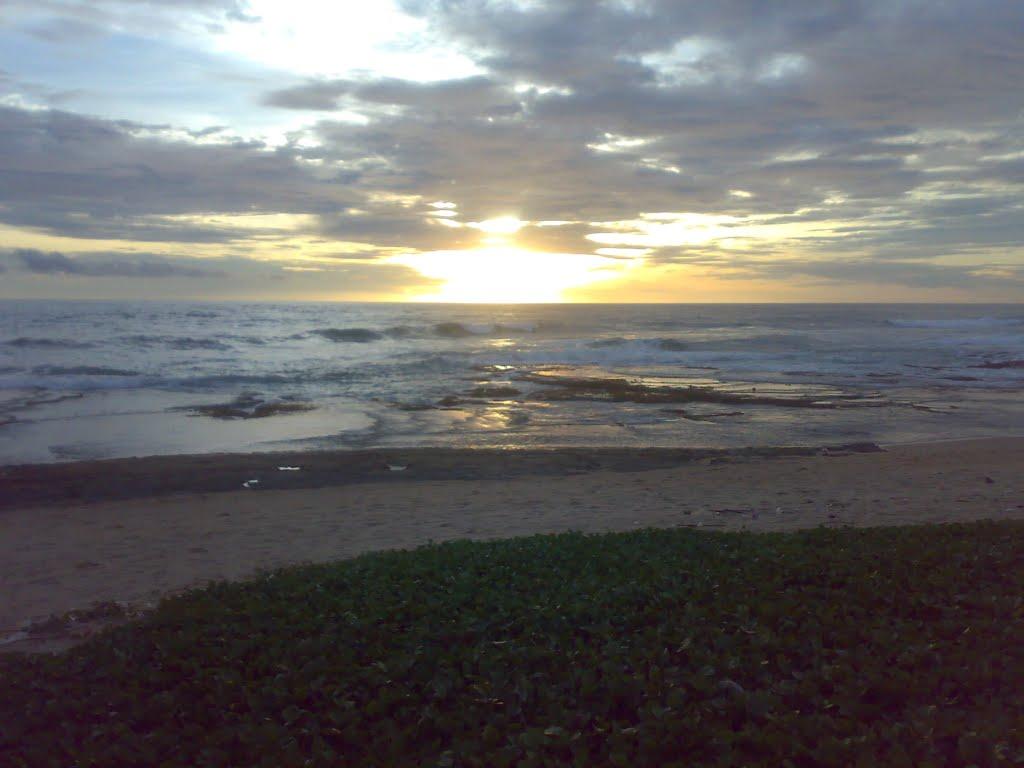 Pantai Ngambur Lampung
