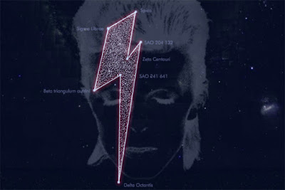 Finalmente David Bowie no tendrá una constelación con su nombre