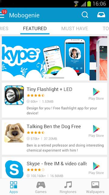 Mobogenie Market Android Apk resimi 5