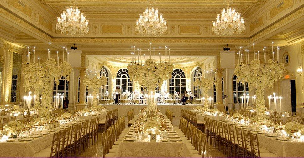 Long table settings..great idea. & Wedding Style Guide Image Inspiration: Long table settings..great ...