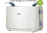 GreenDust: Buy Philips Pop Toaster HD4823 at Rs. 885 only