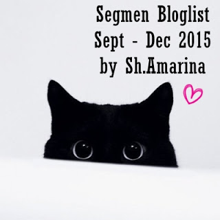 Segmen Bloglist Sept - Dec 2015 by Sh.Amarina