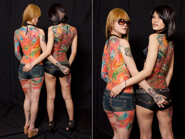 Tattoo And Body Art Expo   Body Art Pictures