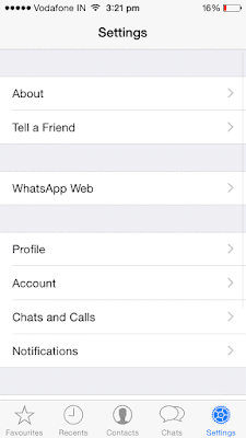 WhatsApp-Web-For-iPhone-Settings