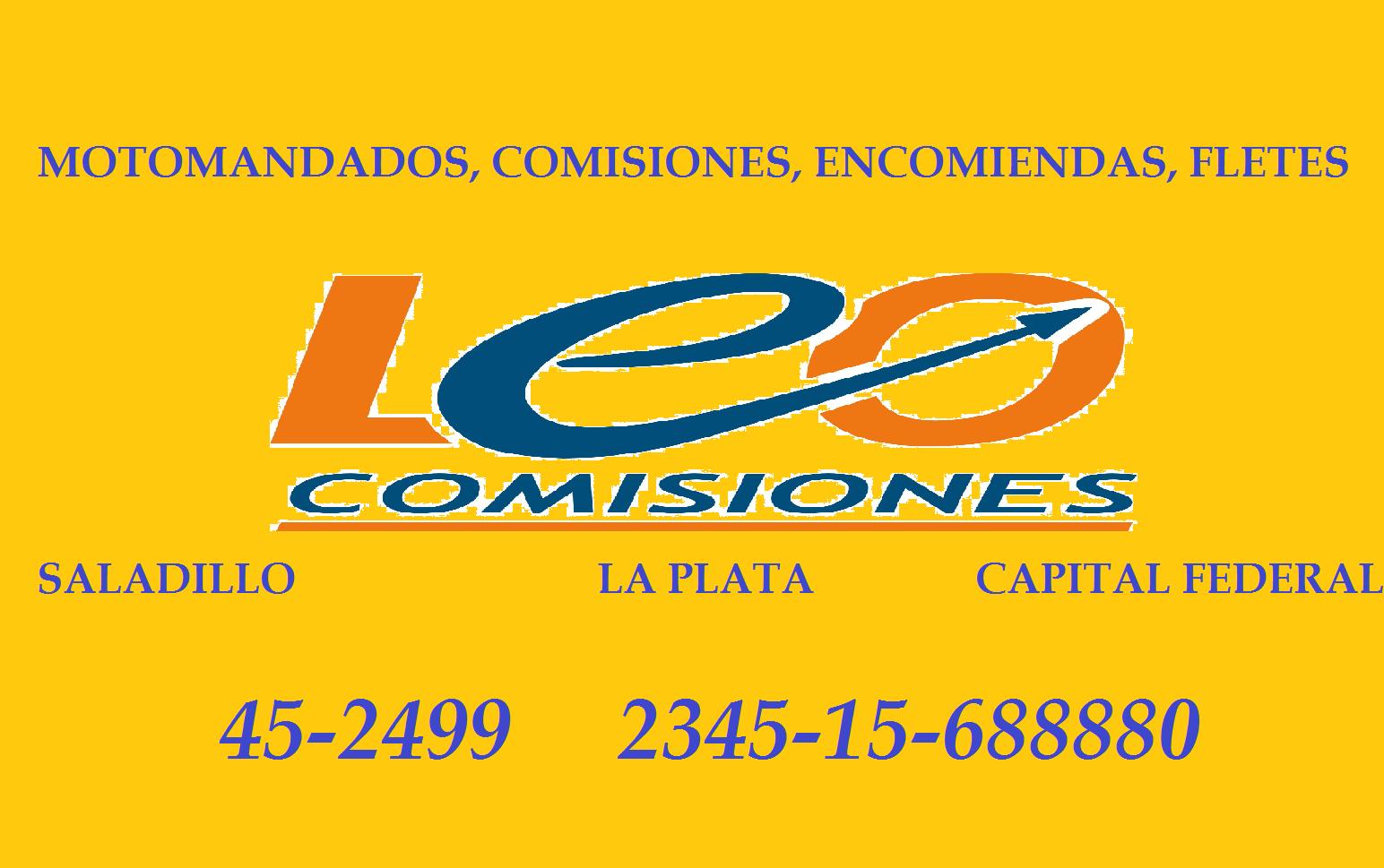 LEO COMISIONES
