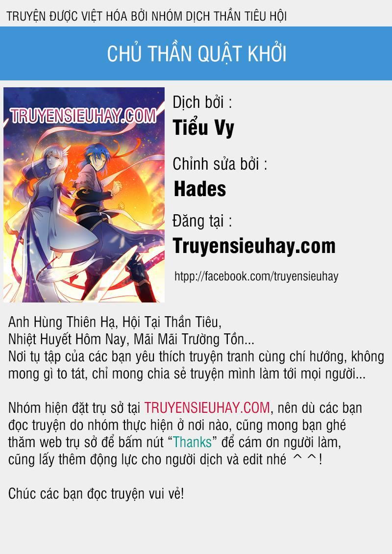 Chủ Thần Quật Khởi Chapter 17 video - Hamtruyen.vn