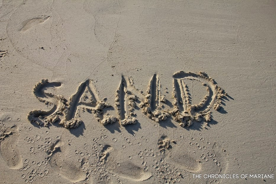 gumasa beach sand