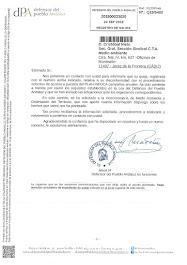 EL DEFENSOR DEL PUEBLO VUELVE A SOLICITAR A LA VICECONSEJERÍA DE MEDIO AMBIENTE INFORMACIÓN SOBRE L