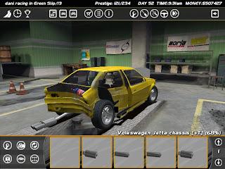 Car Creating Games Racing