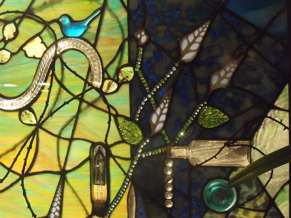 Glass painting patterns of 2012 2012 stained glass for Glass painting techniques