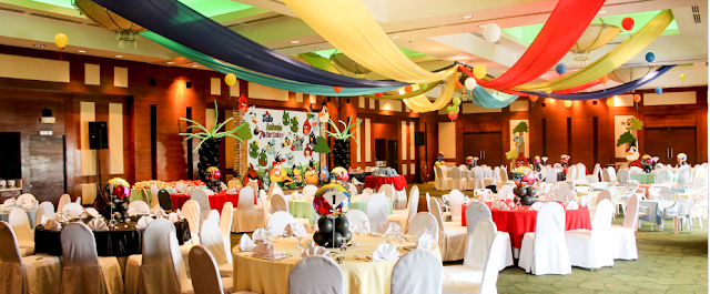 The Palms Country Club Party Venue in Alabang