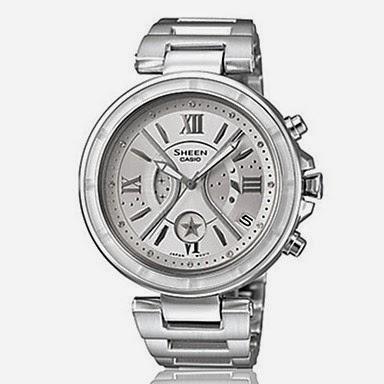 Reloj Casio Sheen para mujer