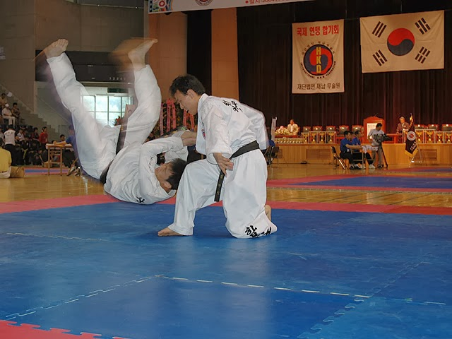 Combate Hapkido