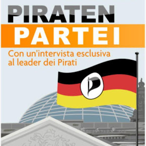 Piratenpartei. I Pirati all'arrembaggio del Bundestag