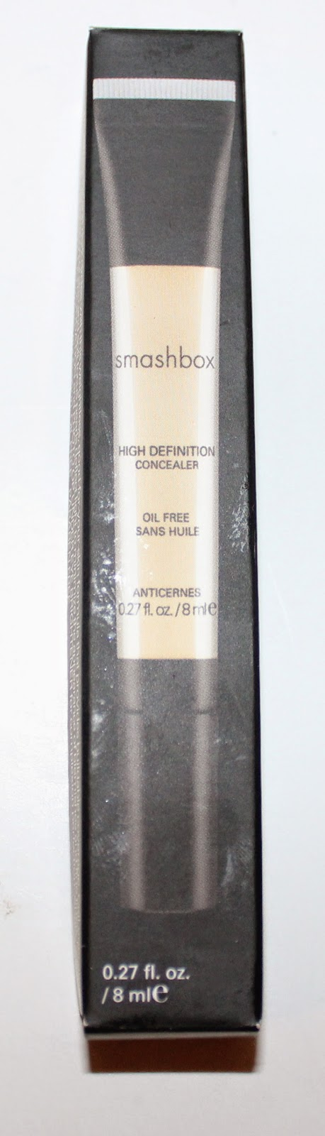 Smashbox High Definition Concealer in Fair/Light Packaging