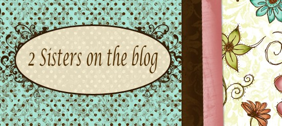 Nieuw Challenge Blog: 2 Siters on the Blog