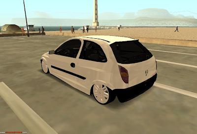 Baixar carro Chevrolet Celta Fixa Para GTA San Andreas