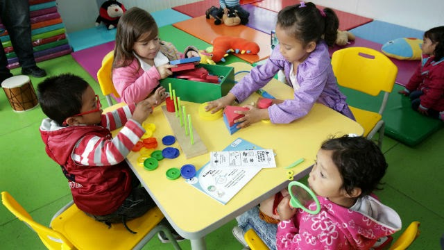 Bogot bogot humana contin a la entrega de jardines acunar for Vendo jardin infantil 2015
