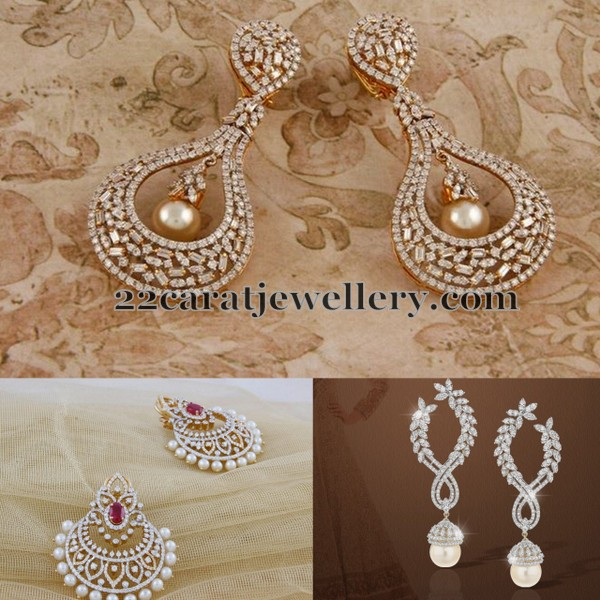 Heavy Diamond Chandbalis