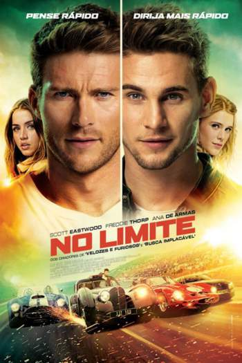 No Limite Torrent – BluRay 720p/1080p Dual Áudio